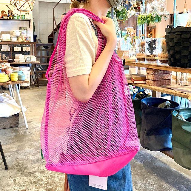 【 商品紹介 】エコバッグいろいろ入荷しています。お気に入りのバッグを持って楽しいお買い物を♪
