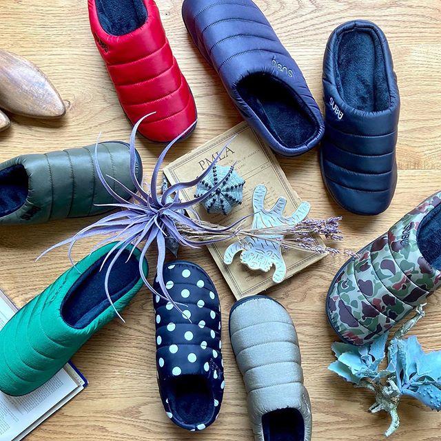 【 今年も登場!秋冬サンダルSUBU 】寒い冬、ふと出かける時に素足で履けるいままでにない秋冬サンダル。数量限定。在庫はお問合せ下さい。