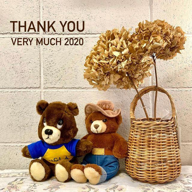 【 年末年始とイベントのお知らせ 】2020年もたくさんの方にご来店いただき誠にありがとうございました。