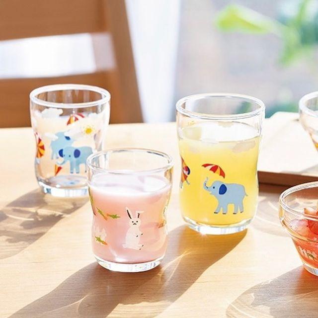 【 商品紹介 】創業200年の歴史を持つ石塚硝子さん製造の「つよいこグラス」