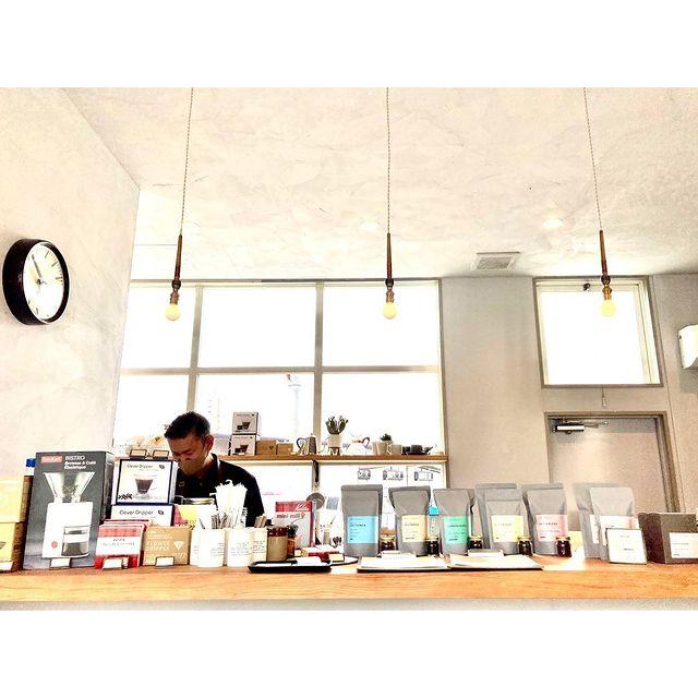 【 CASAお客様紹介 】昨年の10月にオープン!和歌山県北部の長閑な街岩出市にある焙煎所&コーヒースタンド「カミンコーヒーロースターズ」さん。