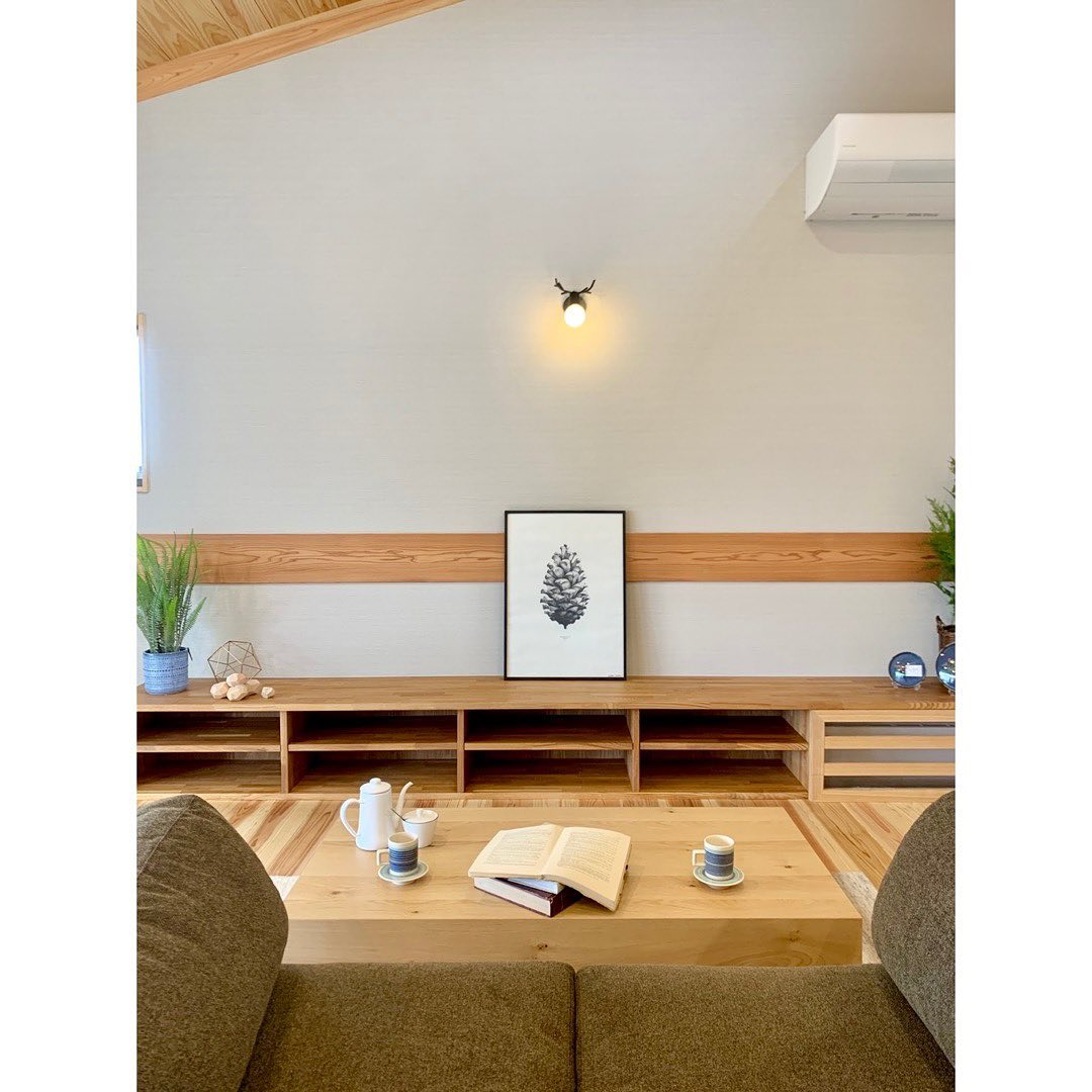 和歌山の木で建てる 木の家「平屋のびおハウス」
